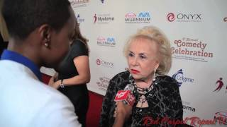 Doris Roberts at the International Myeloma Foundation 8th Annual Comedy Celebration #IMFmyeloma