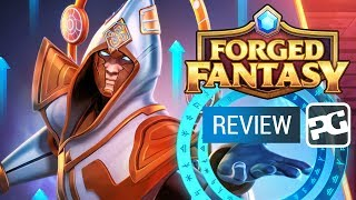 FORGED FANTASY | Pocket Gamer Review