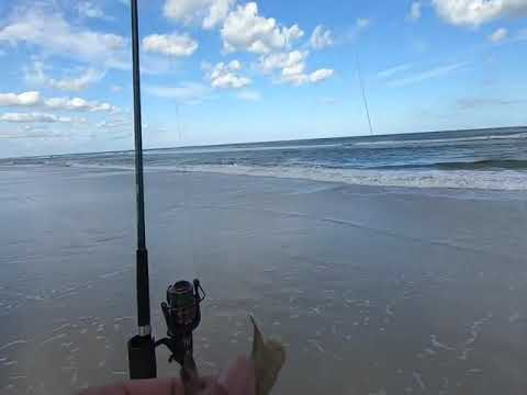 how to surf fishing Tackle