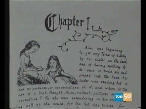 """El Arte de Vivir""""El Mundo Subterraneo de Lewis Carroll y Alicia""""(emitido en TVE2 el 05-06-87).mp4"""