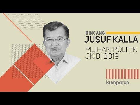 Pilihan Politik Jusuf Kalla di 2019 | Bincang kumparan