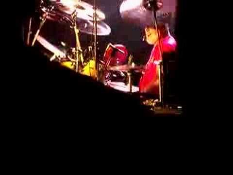 Jerry Mercer Drum Solo