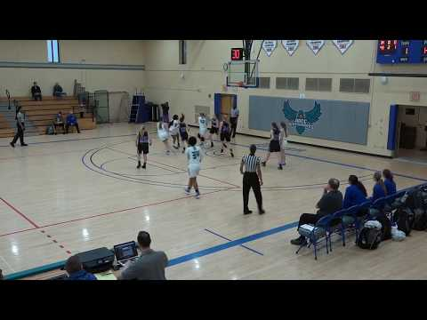 WBKB: 12/15/2018 AACC Riverhawks vs. Butler County Community College Pioneers