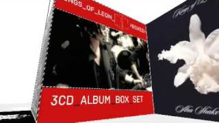 Kings of Leon: Boxed - Out Now - TV Ad