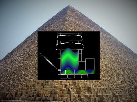 Pyramids' Harmonic Energy