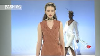 HOUSE OF LUCENT Fall 2020 New Talent Search SAFW - Fashion Channel