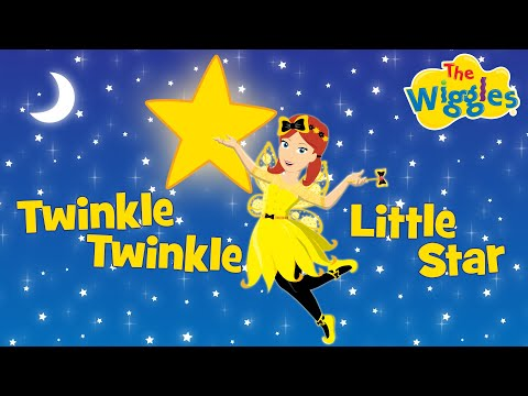 The Wiggles Nursery Rhymes - Twinkle, Twinkle, Little Star