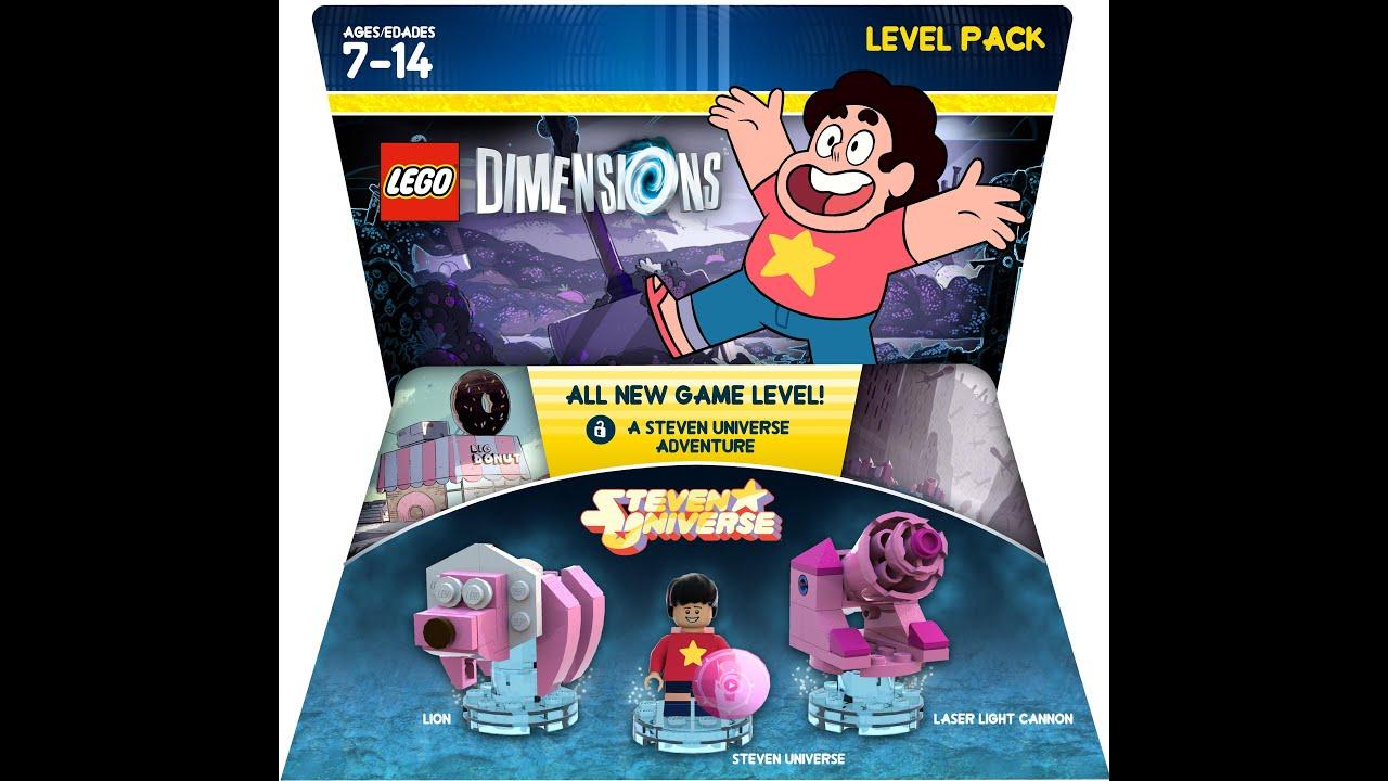 Lego Dimensions Year 3 Wishlist YouTube
