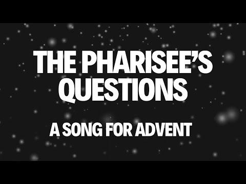 The Pharisee's Questions - An Ali-Marie Original