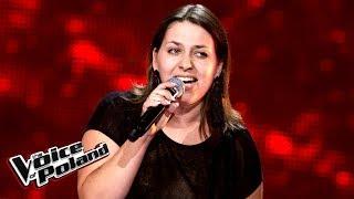 """Justyna Bardo - """"Girls on Fire"""" - Przesłuchania w ciemno - The Voice of Poland 9"""