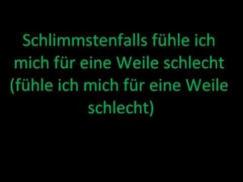 Lily Allen - Smile ( Deutsche Übersetzung)
