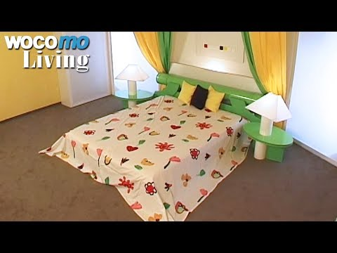 Schlafzimmer im Keller gestalten - Tapetenwechsel (BR) | Staffel 4 - Folge 6