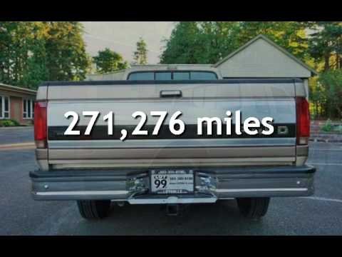 1992 Ford F-250 XLT Super Cab Diesel Long Bed. for sale in Milwaukie, OR
