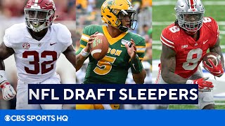 2021 NFL Draft: Notable Playmakers & Sleepers | CBS Sports HQ
