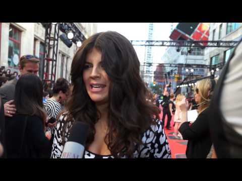 Real Style Interview With Nikki Yanofsky At The 2014 MMVAs