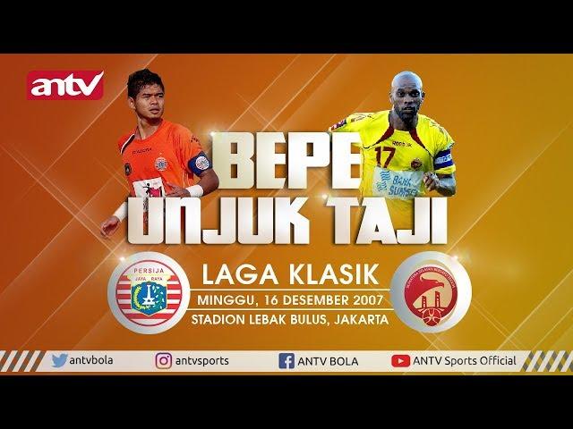 Bepe Unjuk Taji, Buktikan Persija Menggila Atas Sriwijaya FC
