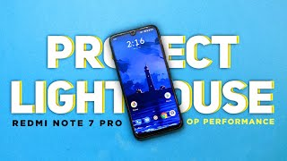 Project Lighthouse Raft Official Update For Redmi Note 7 Pro | Gaming Performance 🔥