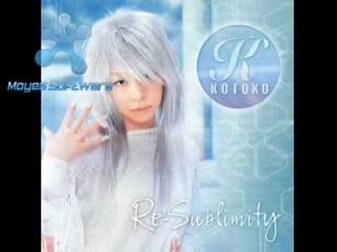 KOTOKO - Re-Sublimity STEREO