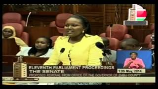 Wambora Ousted As Embu Governor