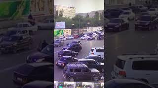 Кортеж министра МВД Дагестана избивает и похищает водителя
