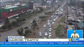 Nairobi City loses one Billion Shillings in the traffic jam