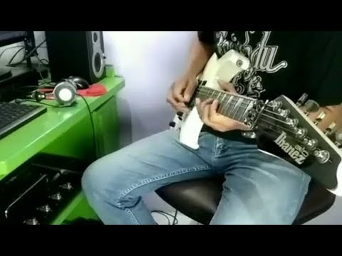 Sebujur bangkai - Rhoma Irama - Guitar Cover By :Arnos Kamjet
