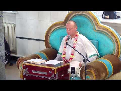 Бхагавад Гита 10.9 - Камалакантха Пандит прабху