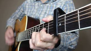 Roll With It Easton Corbin - Guitar Cover.mp3