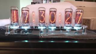 Spectrum 18 Nixie Tube Clock
