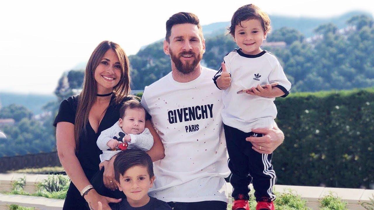 Kết quả hình ảnh cho messi family