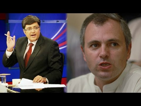 The Newshour Debate: Omar Abdullah's Desperate Last Card? (27th Nov 2014)