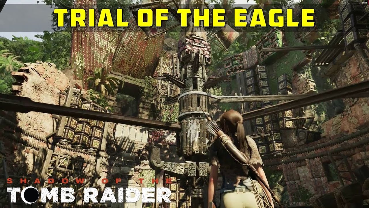 091bd2cf How to Complete the Trial of the Eagle (Path to the Hidden City, Puzzle) -  SHADOW OF THE TOMB RAIDER