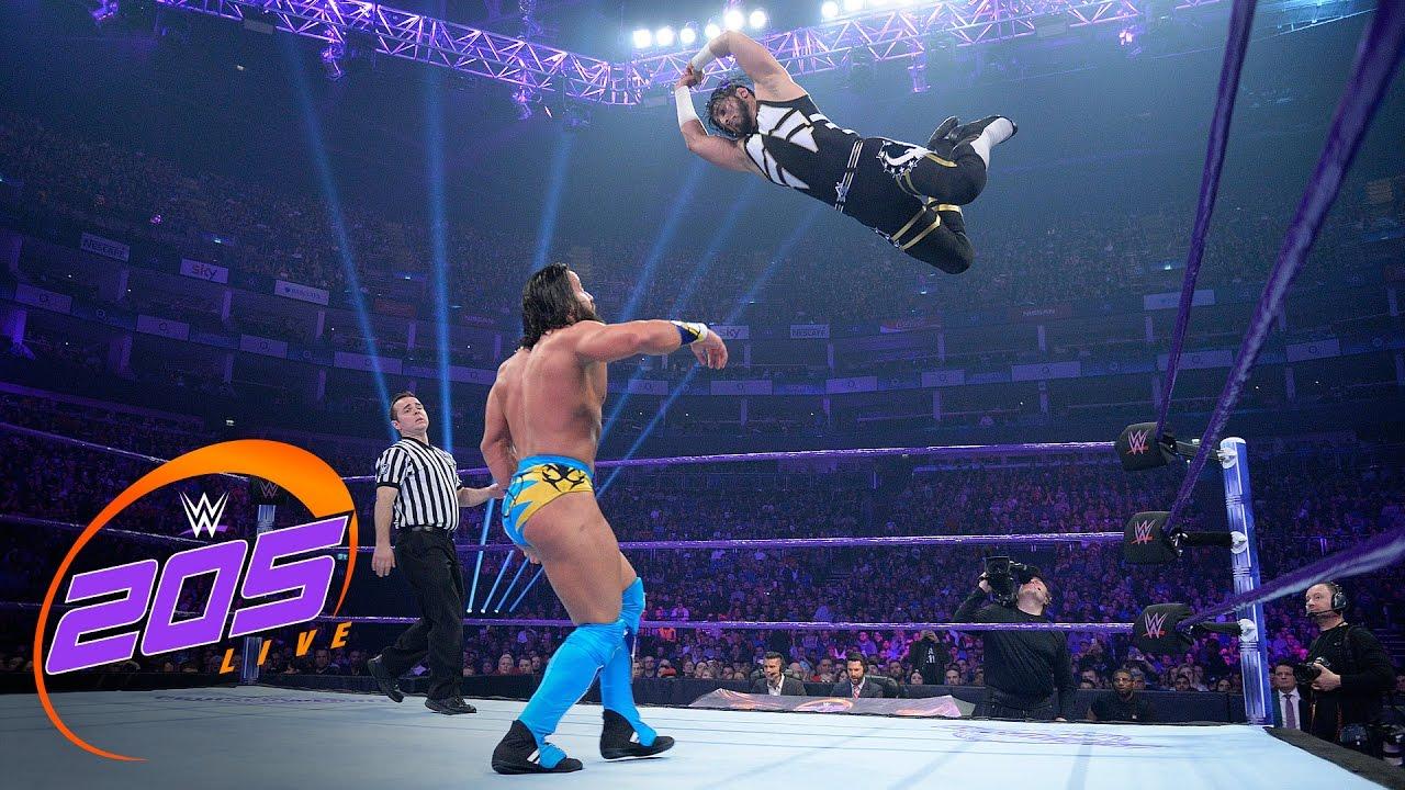Download Mustafa Ali vs. Tony Nese: WWE 205 Live, May 9, 2017