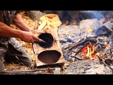 How to Make a Burn Bowl | Survival Skills