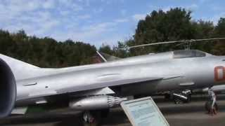 Museum of the Great Patriotic War, Moscow - The planes
