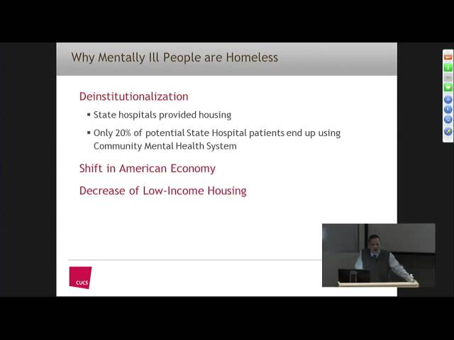 Van Yu, MD: Practicing Psychiatry in the Field with Homeless People