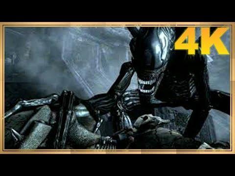 Aliens vs Predator Mission 5 废墟