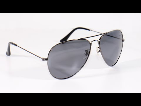 Duco Mens Aviator Style Polarized Sunglasses [Review]