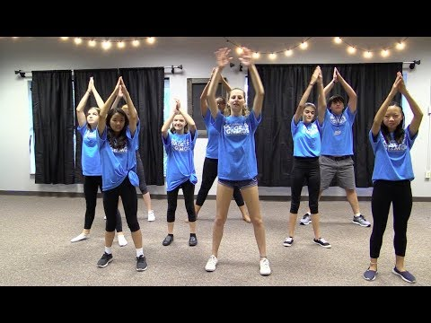 Church Clap by KB: Dance Instruction