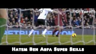 Hatem Ben Arfa's super skills, dribbles , goals , free kicks and as...