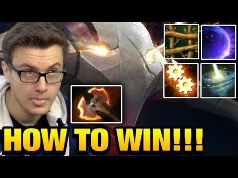Miracle- [Sven] OMFG Too Much Disable Dota 2