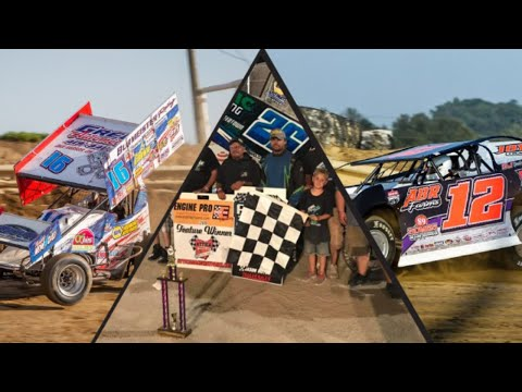 2019 Attica Raceway Park track champs Doug Drown Racing, D.j. Foos, and Jamie Miller will discuss their championship seasons. In addition, we welcome the ... - dirt track racing video image