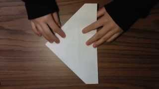 How to make an origami bowl