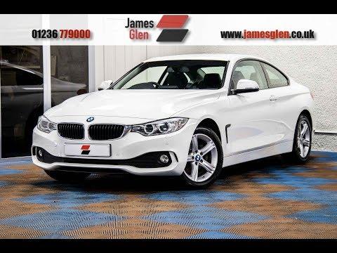 BMW 420d SE XDrive Auto Spec Overview And Walk Round - James Glen Car Sales