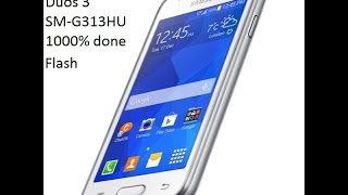 How to Flash Samsung Galaxy S Duos 3 SM-G313HU 1000% done odin tool by Smart Phone Help