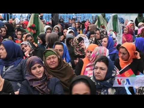 Nowroz celebrations in Mazar -e- Sharif