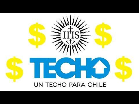 Inmobiliaria Jesuita TECHO-Chile y gobierno en negocio de  campamentos inmigrantes