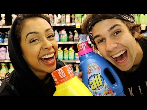 Thumbnail: EMBARRASSING OURSELVES IN PUBLIC!!