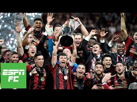 Atlanta United FC beats Portland Timbers to win MLS Cup | Major League Soccer