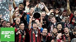 Atlanta United FC beats Portland Timbers to win MLS Cup | Major League Soccer